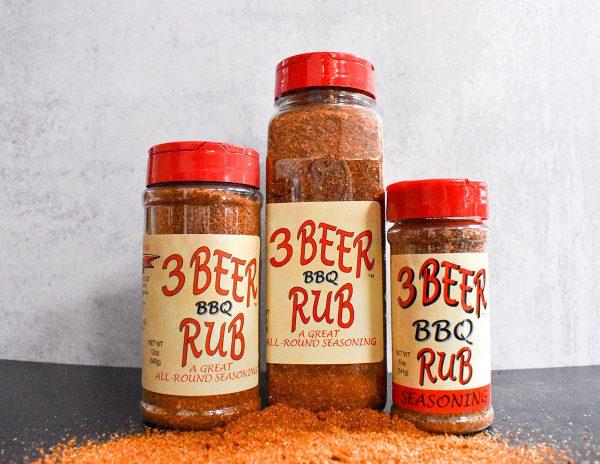 Beer BBQ Rub