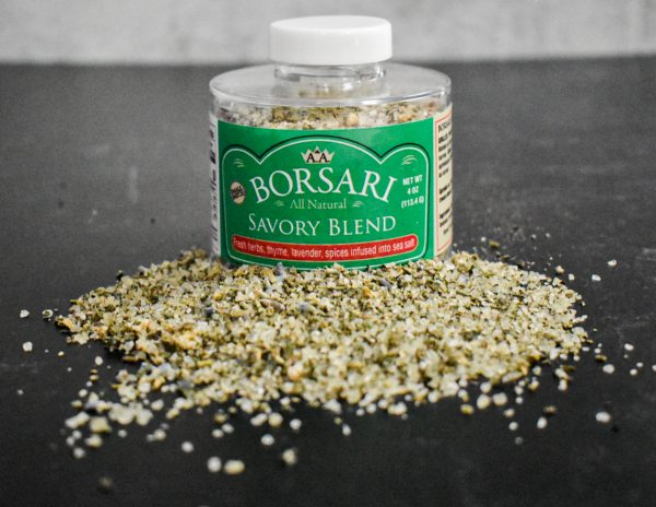 Borsari Savory Blend 1