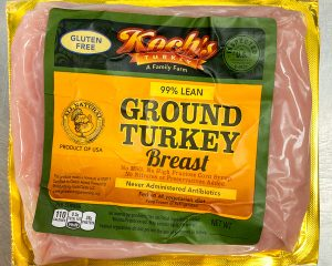 Ground Turkey Breast