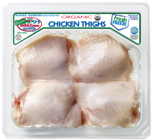 Organic Bone in Thighs 1