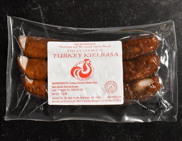 Smoked Turkey Kielbasa