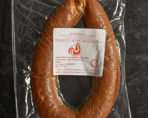Turkey Ring Bologna