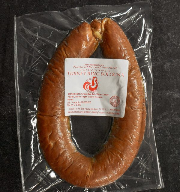 Turkey Ring Bologna 1