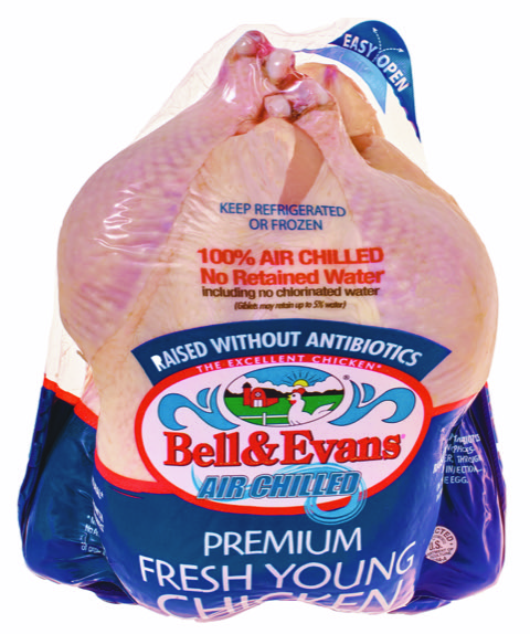 Raw Whole Broiler Chicken