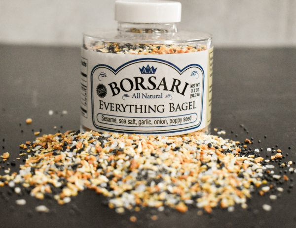 Borsari Everything Bagel